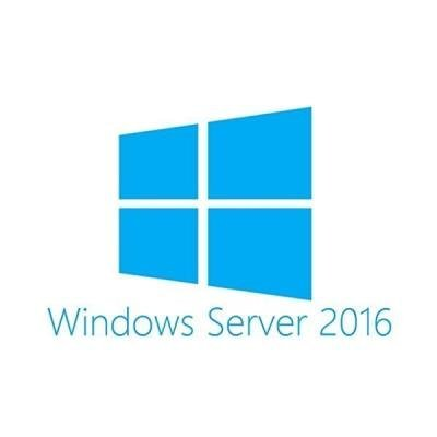 HPE MS Windows Server 2016 Standard 4-core