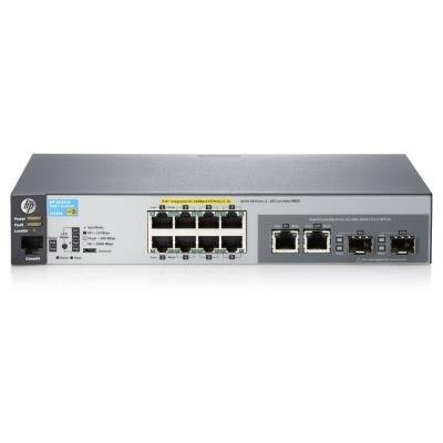 Switch HPE Aruba 2530 8 PoE+