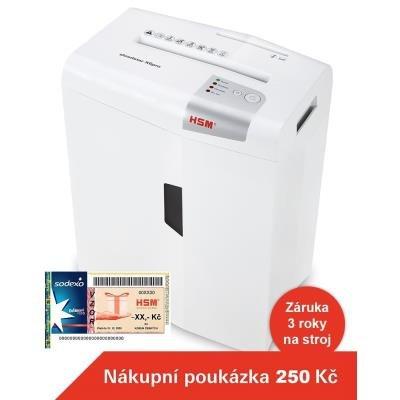 HSM ShredStar X6pro 2x15mm