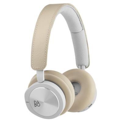 Headset Bang & Olufsen BeoPlay H8i béžovo-stříbrný