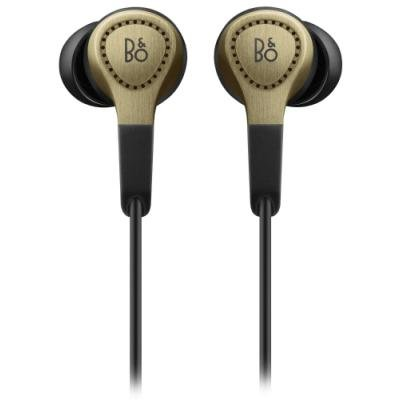 Headset Bang & Olufsen BeoPlay H3 zlatý