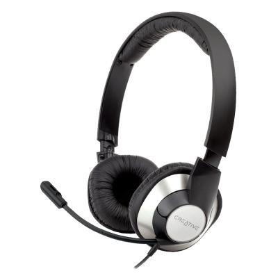 Headset Creative ChatMax HS-720 černý