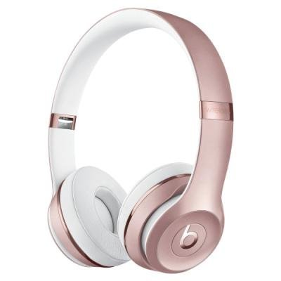 Headset Beats Solo3 Wireless růžový