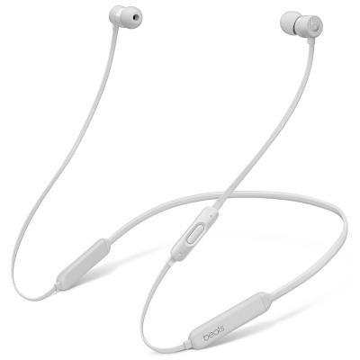 Headset Beats X stříbrný