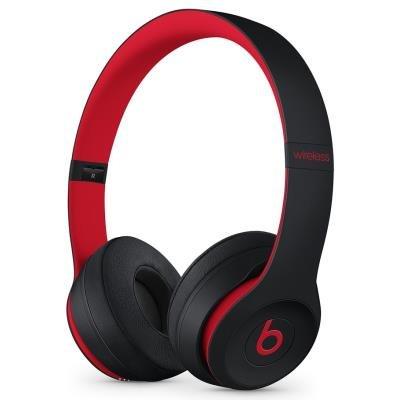 Headset Beats Solo3 Decade červeno-černý