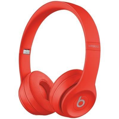 Headset Beats Solo3 červený