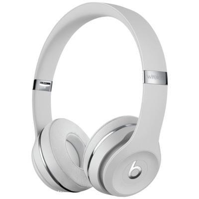 Headset Beats Solo3 stříbrný