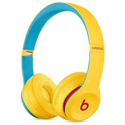 Beats Solo3 Bezdrátová sluchátka – Beats Club Collection – Club Yellow