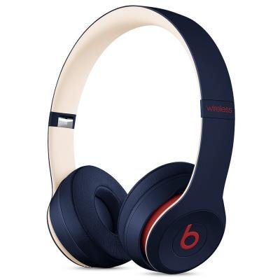 Beats Solo3 Bezdrátová sluchátka – Beats Club Collection – Club Navy