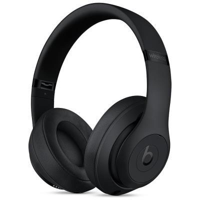 Headset Beats Studio3 černý