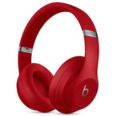 Headset Beats Studio3 červený