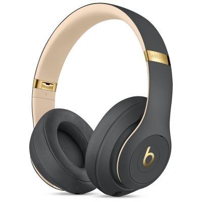 Headset Beats Studio3 šedo-béžový