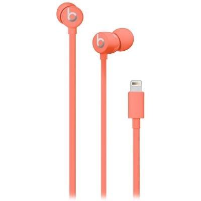 Headset Beats urBeats3 Lightning oranžový