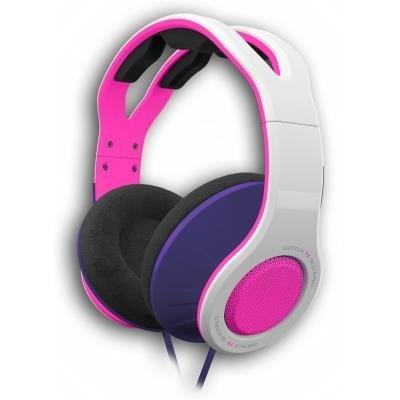 Gioteck TX30 bílo-růžový
