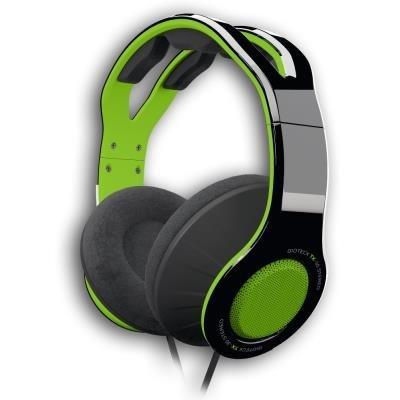 Gioteck TX30 černo-zelený