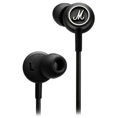 Headset Marshall Mode černý