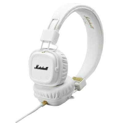 Headset Marshall Major II bílý
