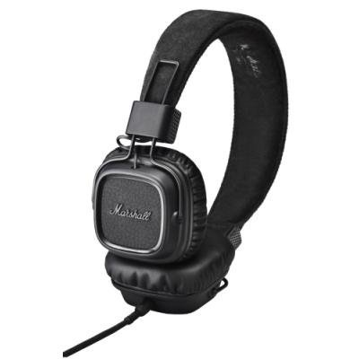 Headset Marshall Major II černý