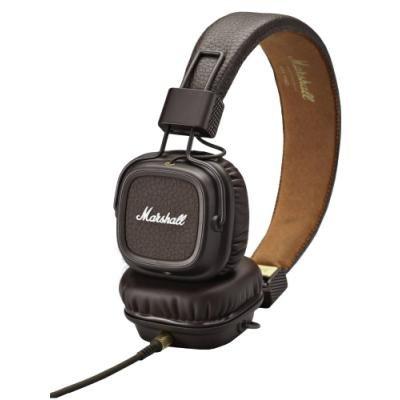 Headset Marshall Major II hnědý
