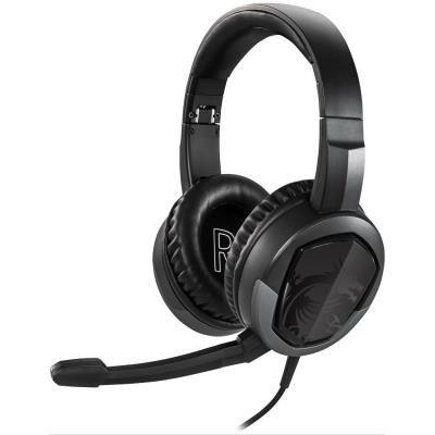 MSI herní headset IMMERSE GH30 V2/ náhlavní/ 3,5mm jack