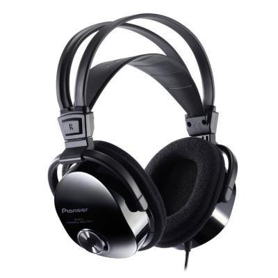 Náhlavní drátová sluchátka bez mikrofonu