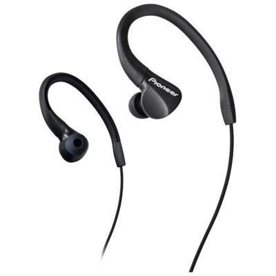 PIONEER SE-E3-B sluchátka / černá