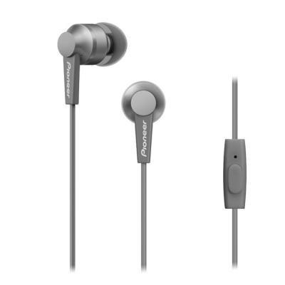 Headset Pioneer SE-C3T-H šedý