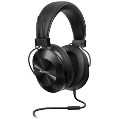 PIONEER SE-MS5T-K sluchátka náhlavní / černá