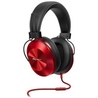 Headset Pioneer SE-MS5T-R červený