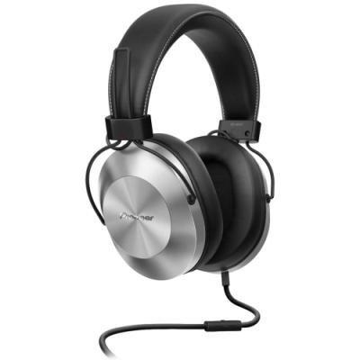 PIONEER SE-MS5T-S sluchátka náhlavní / stříbrná