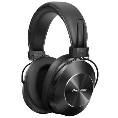 PIONEER SE-MS7BT-K sluchátka náhlavní / BT/ černá
