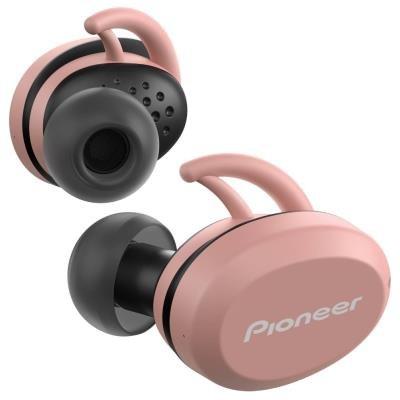 Headset Pioneer SE-E8TW-P růžový