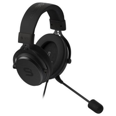 Náhlavní drátový headset
