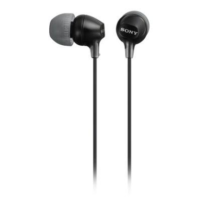 Sluchátka Sony MDREX15LP černá