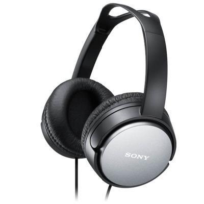 Sluchátka Sony MDRXD150 černá