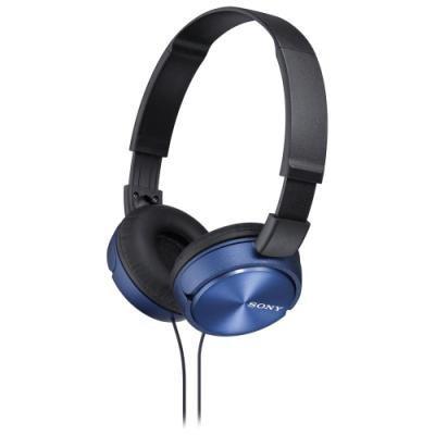 Sluchátka Sony MDRZX310 modré