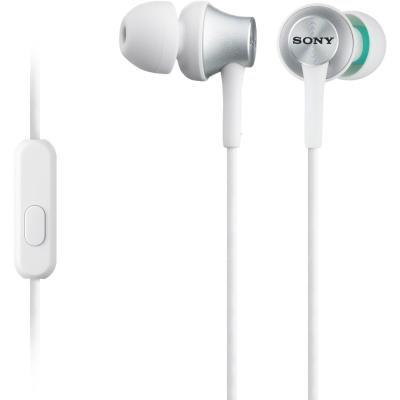 Headset Sony MDREX450AP bílý