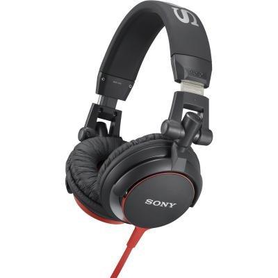 Sluchátka Sony MDRV55B červená
