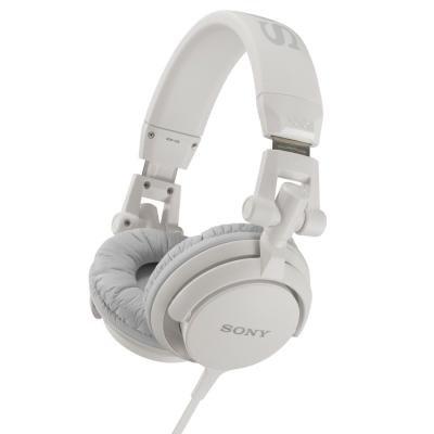 Sluchátka Sony MDRV55B bílá