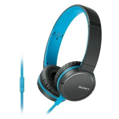 Headset Sony MDR-ZX660AP modrý