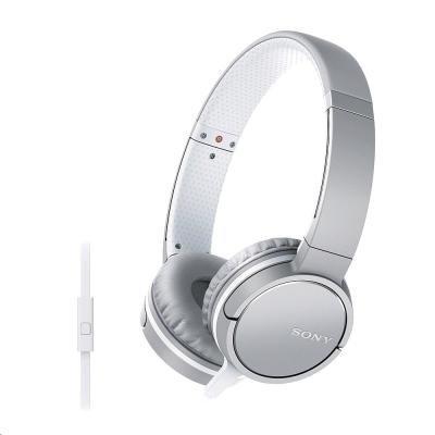 Headset Sony MDR-ZX660AP bílý