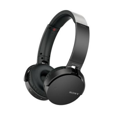 Headset Sony MDR-XB650BTB černý