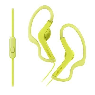 Headset Sony MDRAS210APY žlutý