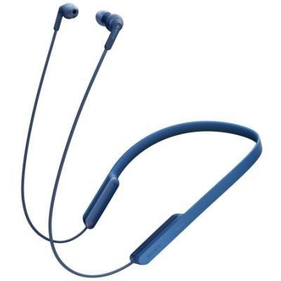 Headset Sony MDRXB70BTL modrý