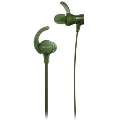 Sony MDR-XB510AS zelený