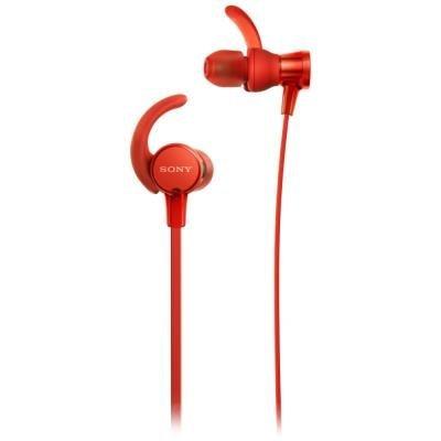 Drátová sluchátka do uší s mikrofonem