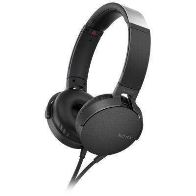 Sony MDR-XB550AP černý