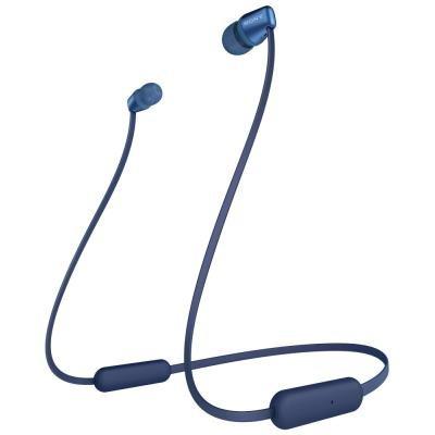 Sony WI-C310 modrý