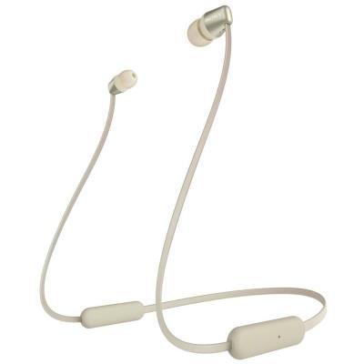 Sony WI-C310 zlatý