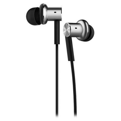 Headset Xiaomi Mi In-Ear Headphones Pro stříbrný